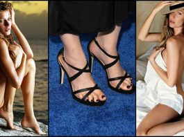 49 Sexy Gisele Bündchen Feet Pictures Prove That She Is One Of The Hottest Women Alive