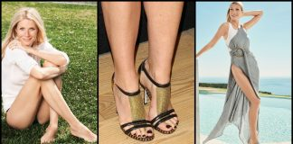 49 Sexy Gwyneth Paltrow Feet Pictures Will Make You Want Her Now