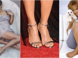 49 Sexy Halle Berry Feet Pictures will get you all sweating with the hotness