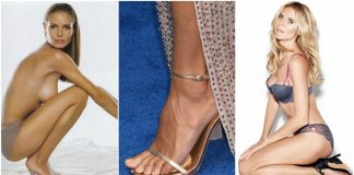49 Sexy Heidi Klum Feet Pictures Which Will Leave You Dumbstruck