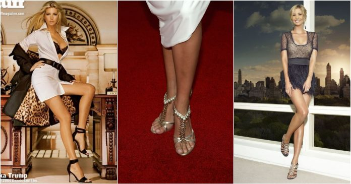 49 Sexy Ivanka Trump Feet Pictures Which Will Make You Fall For Her