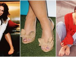 49 Sexy Jennifer Love Hewitt Feet Pictures Are Amazingly Beautiful