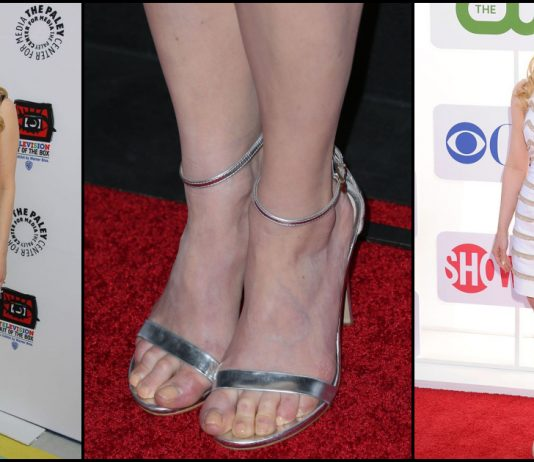 49 Sexy Melissa Rauch Feet Pictures That Will Make Your Heart Thump For He (2)