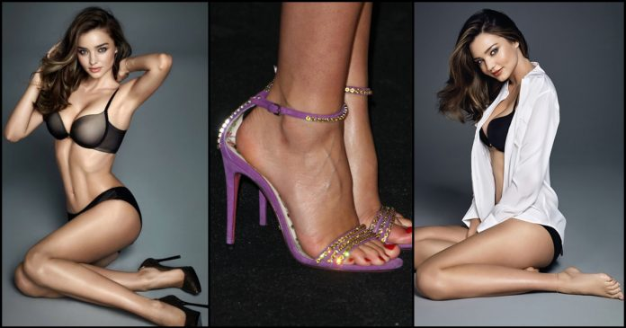 49 Sexy Miranda Kerr Feet Pictures Are Epitome Of Sexiness