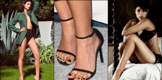 49 Sexy Morena Baccarin Feet Pictures Are So Damn Sexy That We Don't Deserve Her
