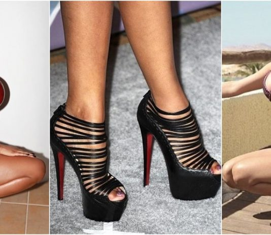 49 Sexy Nicki Minaj Feet Pictures Will Make You Bow Down To This Goddess