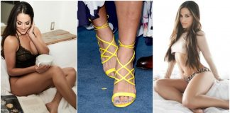 49 Sexy Nikki Bella Feet Pictures Which Are Sure to Catch Your Attention