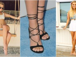 49 Sexy Olivia Holt Feet Pictures Will Make You Want Her Now
