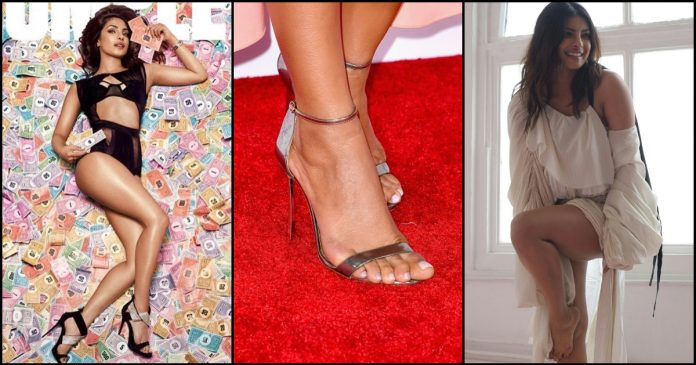 49 Sexy Priyanka Chopra Feet Pictures Are Just Too Yum For Her Fans