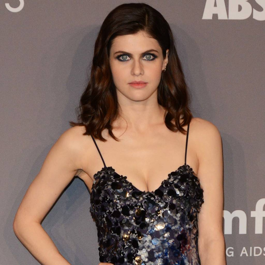 Alexandra Daddario Beautifull Eyes