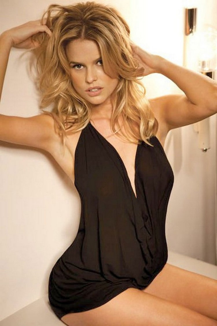 Alice Eve Photoshoot