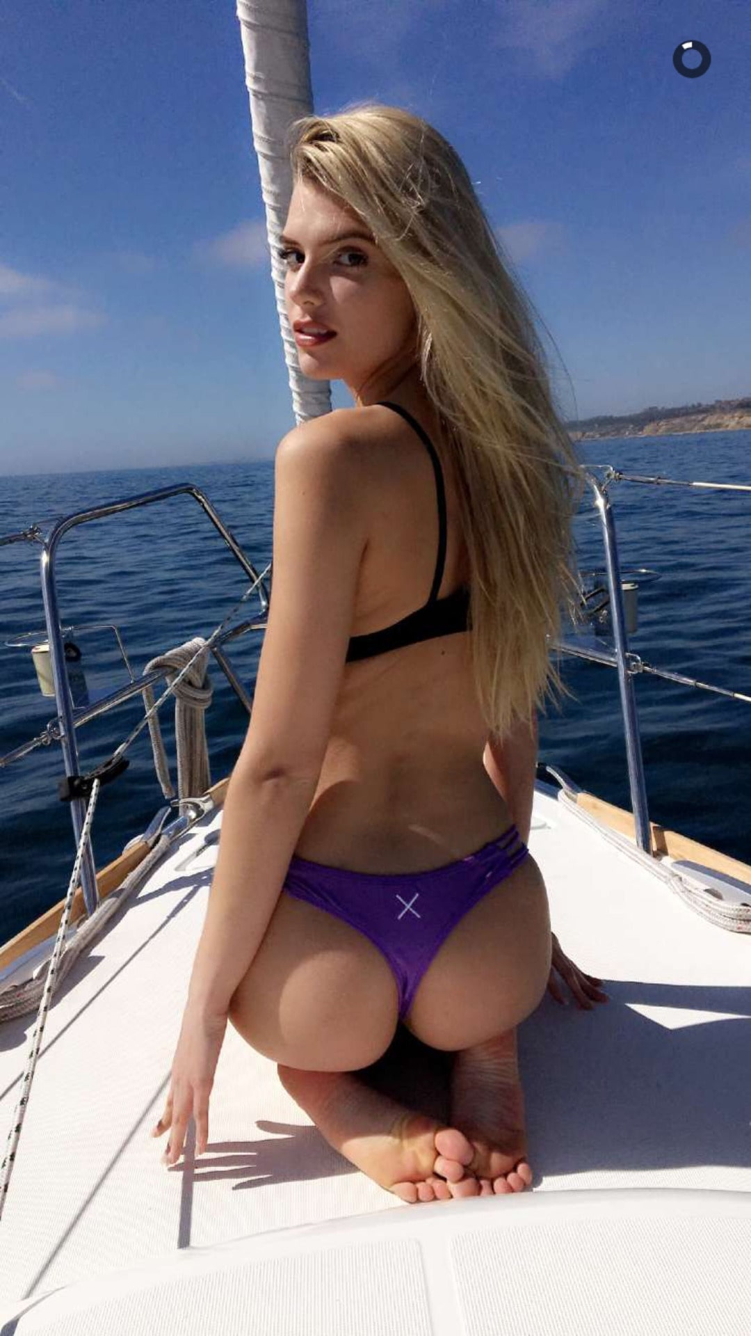 49 Hot Pictures Of Alissa Violet Which Prove She Is The