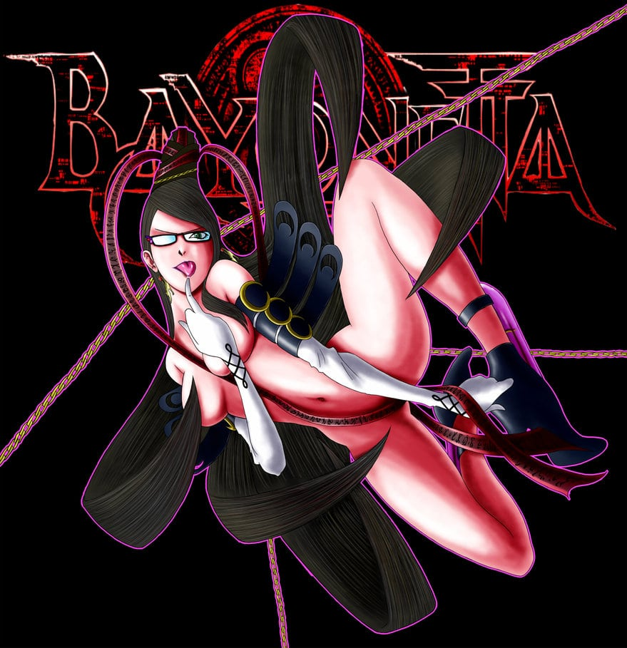 Bayonetta Sexy Pictures