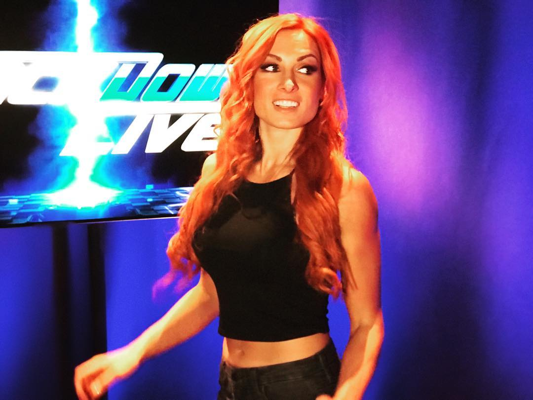 Becky Lynch Hot Photoshoot