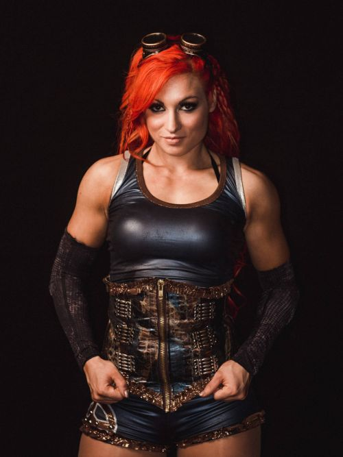 Becky Lynch Hot on WWE