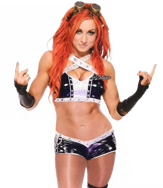 Becky Lynch on WWE