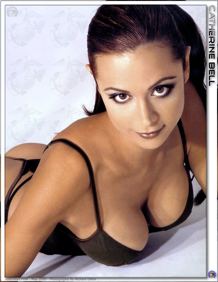 Catherine Bell Sexy