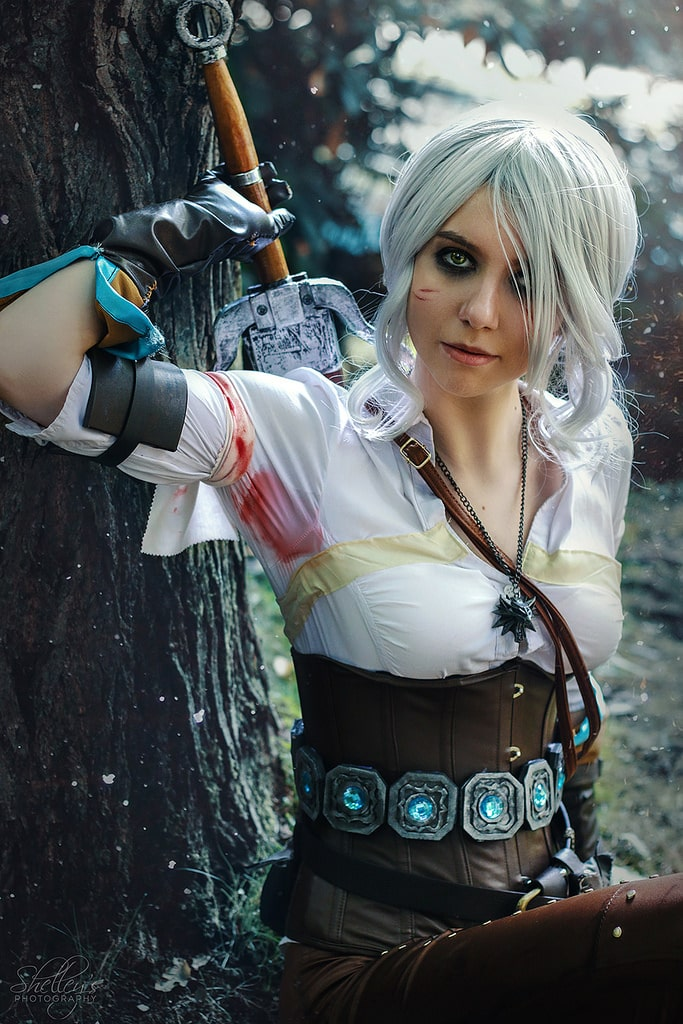 Ciri Beautifull Eyes