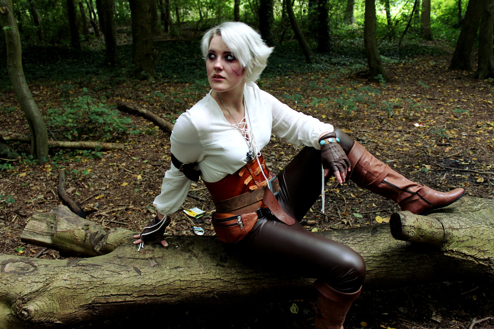 Ciri Fan on Cosplay Dress