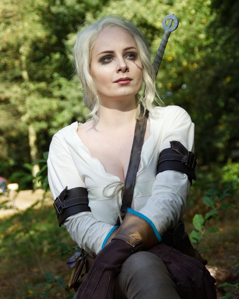 Ciri Hot Photoshoot