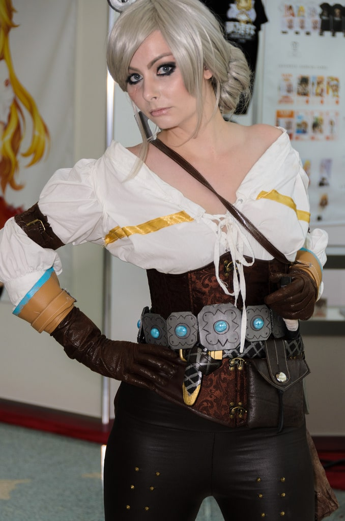 Ciri Witchler Cosplay