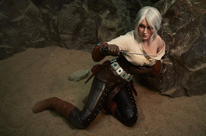 Ciri on Movie