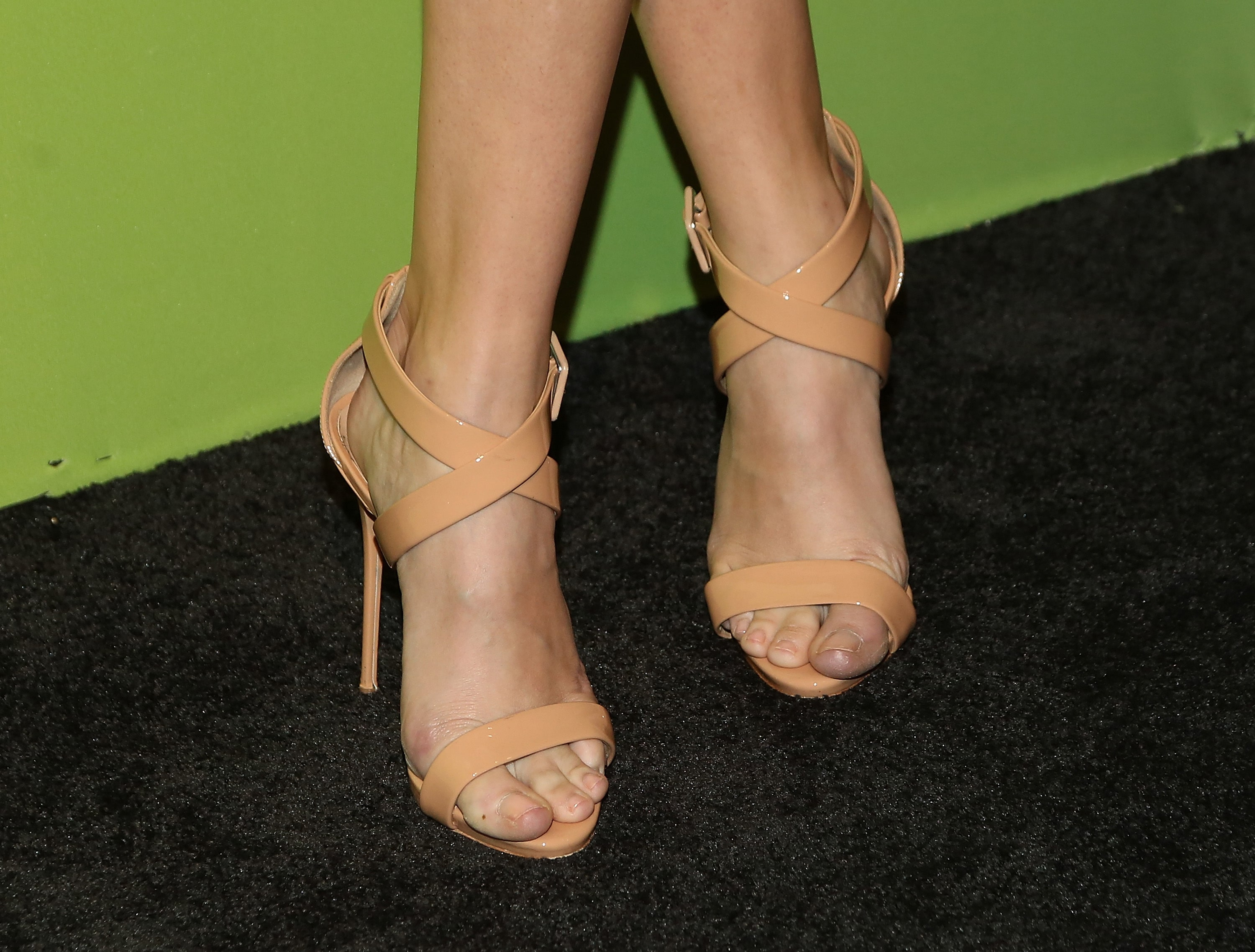 Danielle Panabaker Beautiful Feet Image