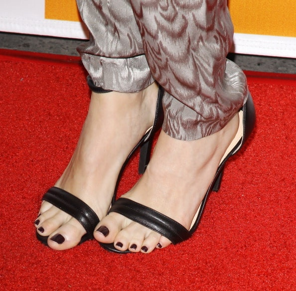 Danielle Panabaker Sexy Feet Picture