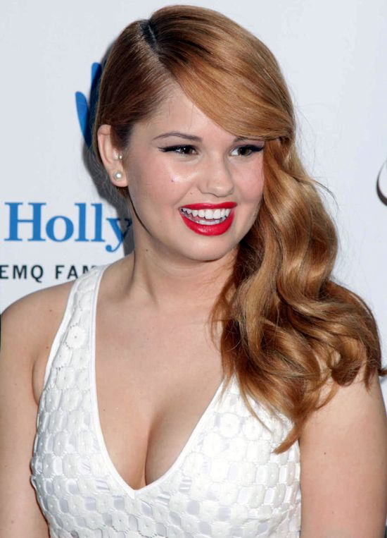 Hot pics of debby ryan blackmail stories old