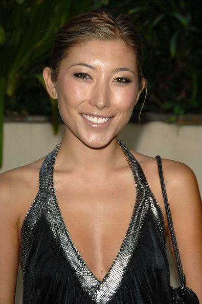 Dichen Lachman Sexy Dress