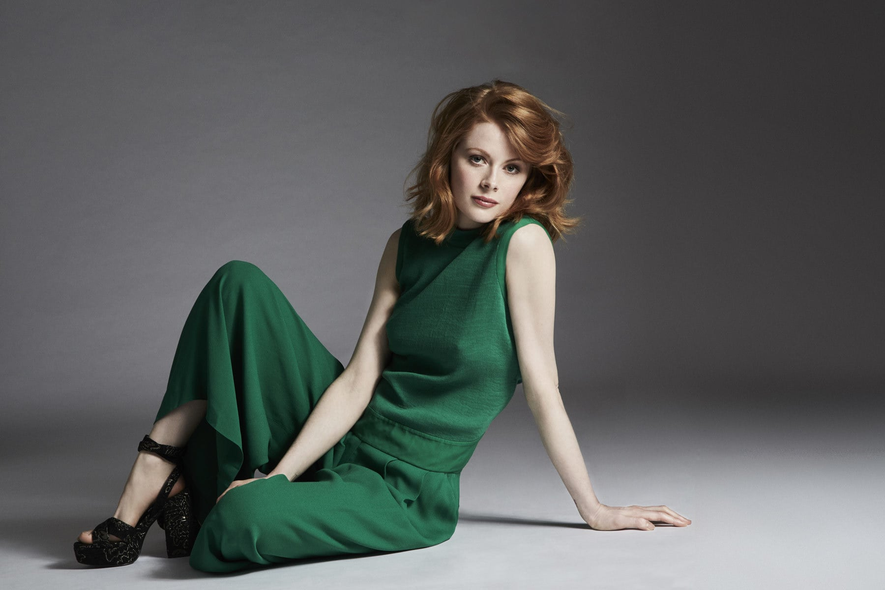 Emily Beecham Foot Holes