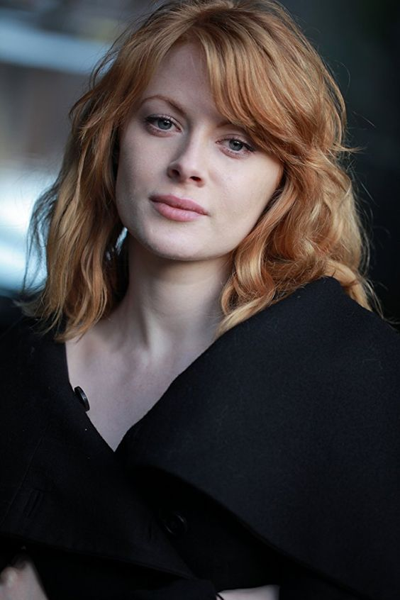 Emily Beecham Hot in Black