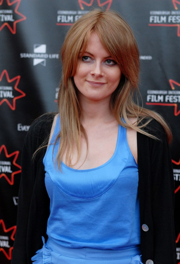 Emily Beecham Hot in Blue