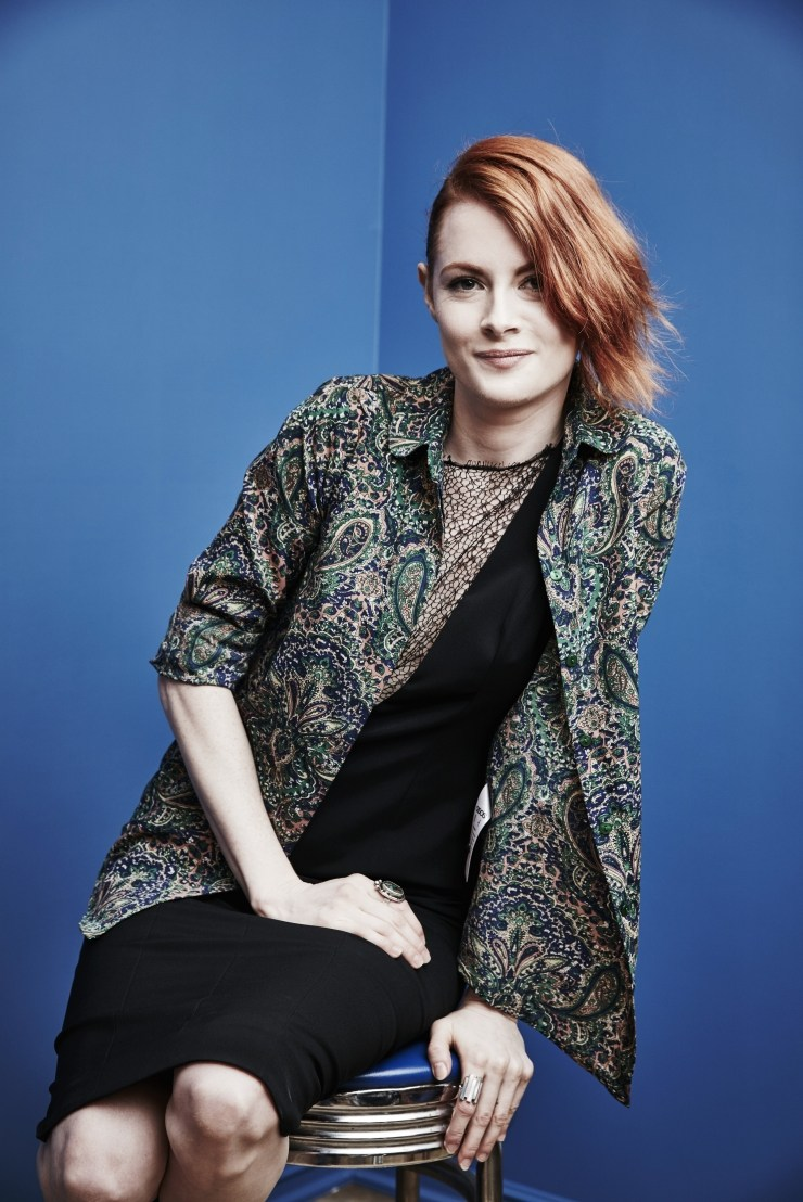 Emily Beecham Short Hair