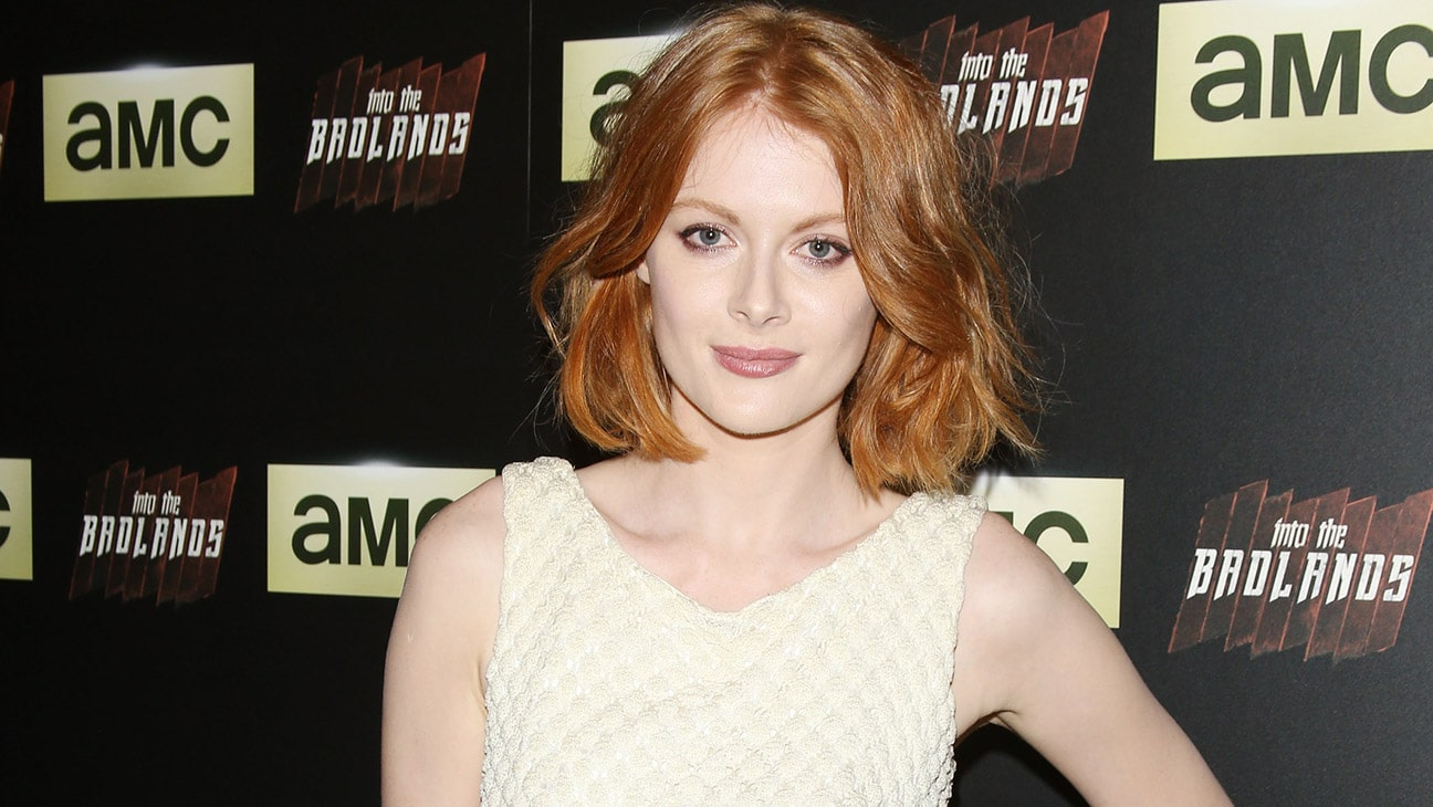 Emily Beecham on AMC Awards