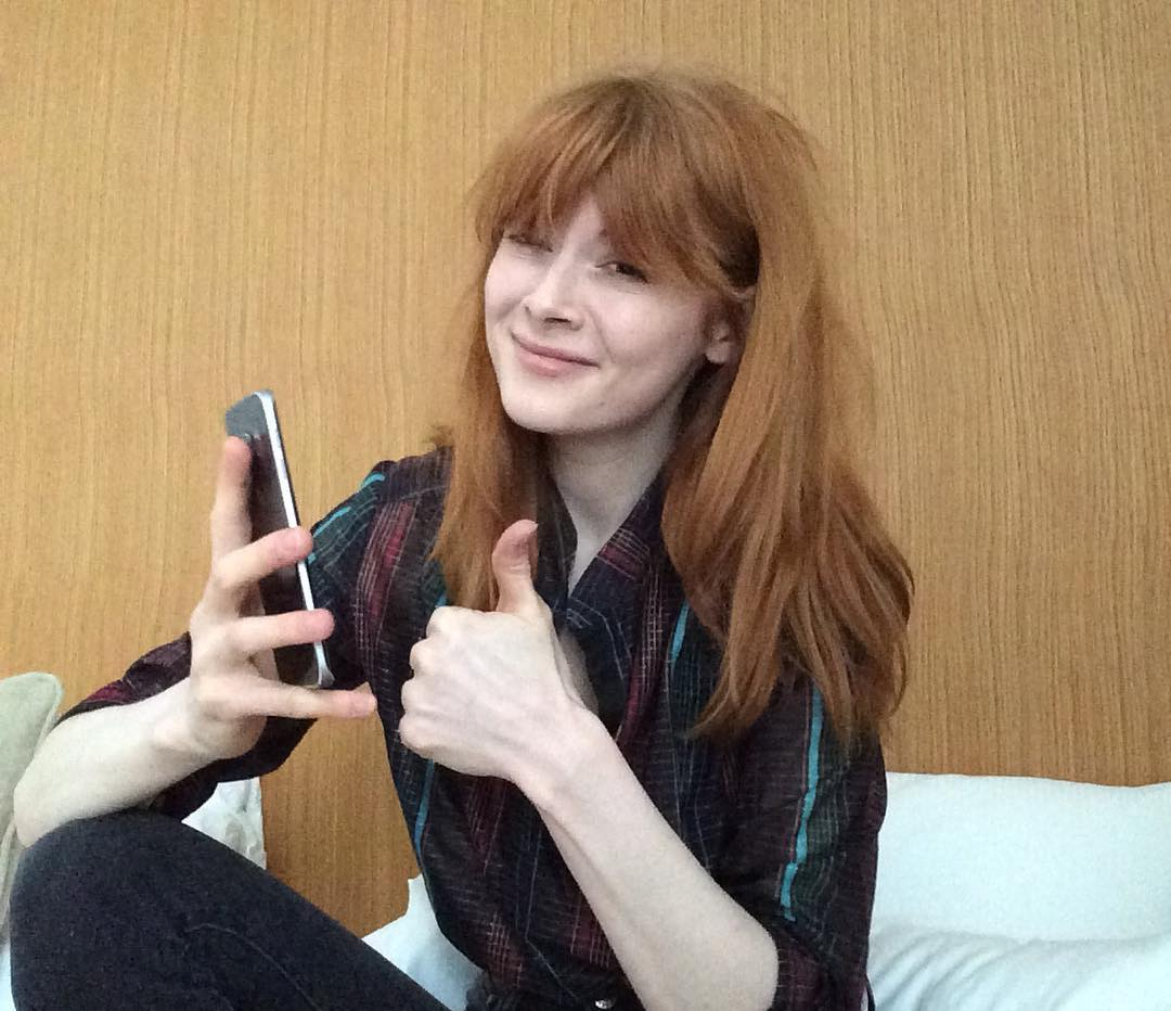 Emily Beecham on Mobile