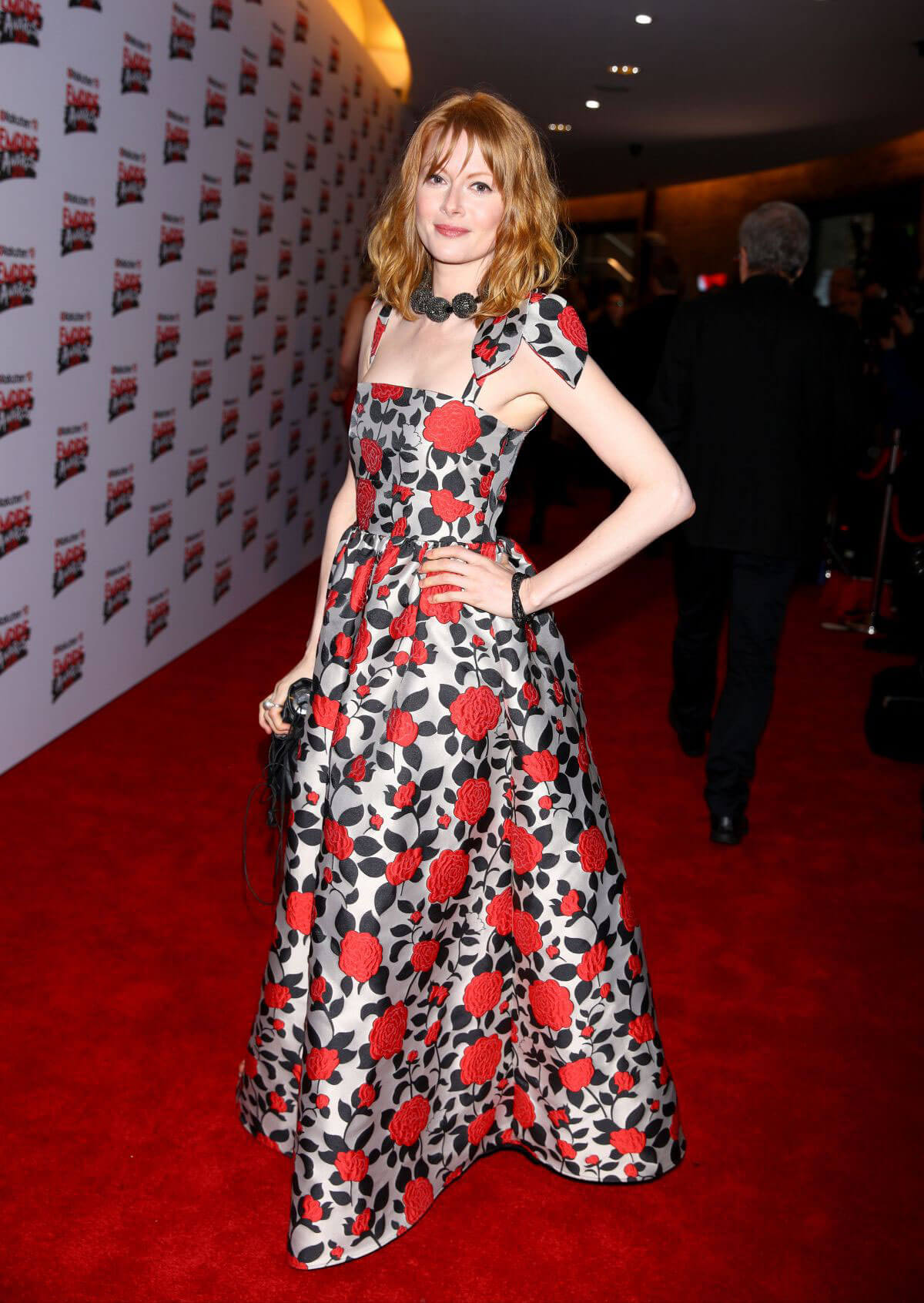 Emily Beecham on Red Carpet