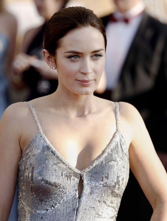 Emily Blunt on Awards