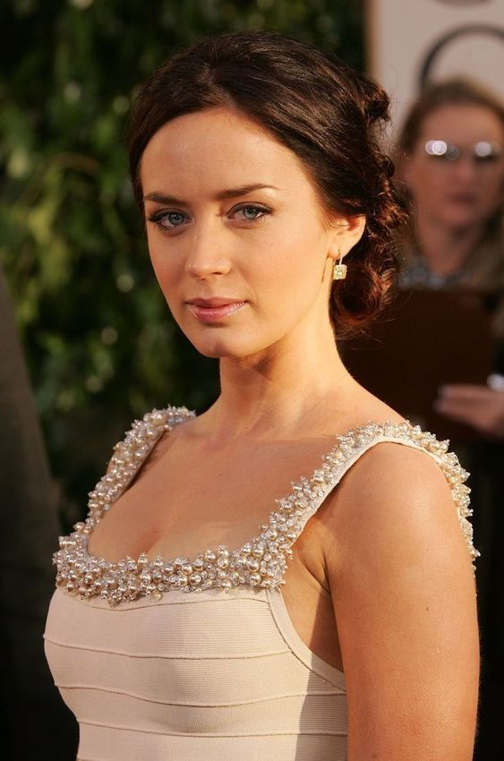 Emily Blunt on Party