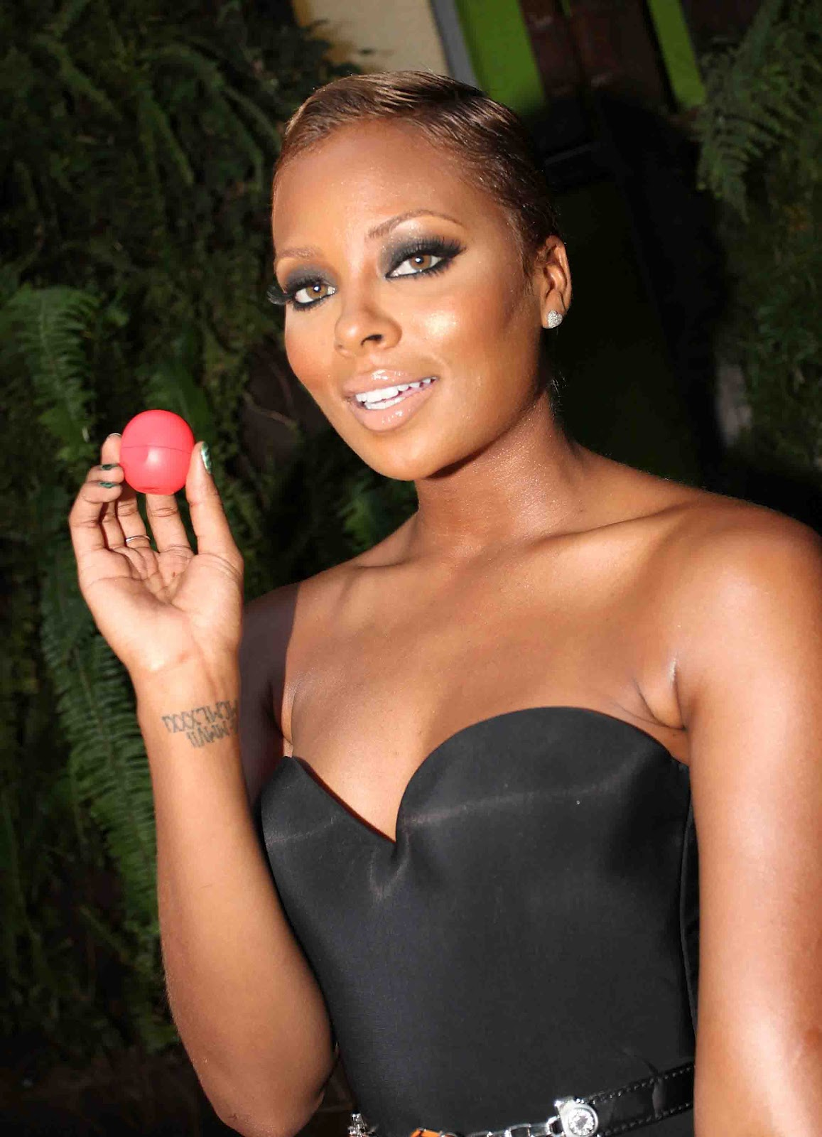 Eva Marcille on Party