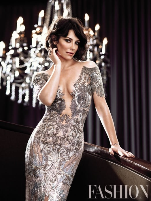 Evangeline-Lilly-Hot-Dress-