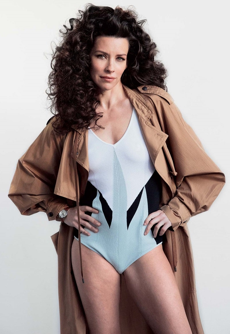 Evangeline Lilly swimsuit
