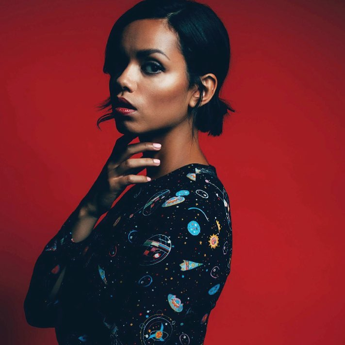 Georgina Campbell Hot Photoshoot