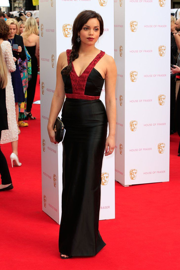 Georgina Campbell Hot in Black