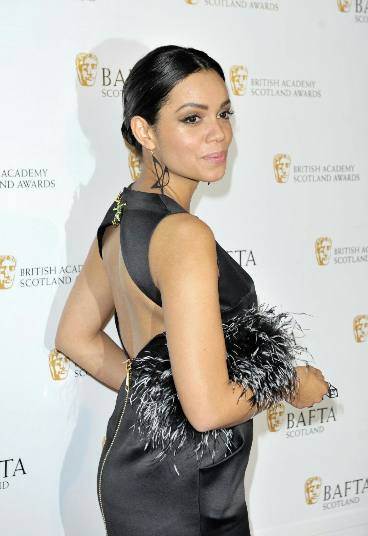 Georgina Campbell Sexy Back