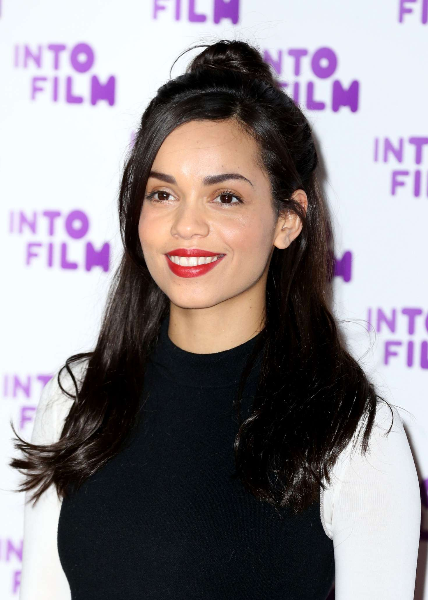 Georgina Campbell Smile