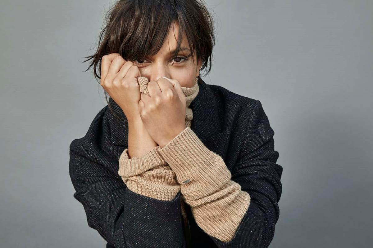 Georgina Campbell on Photoshoot