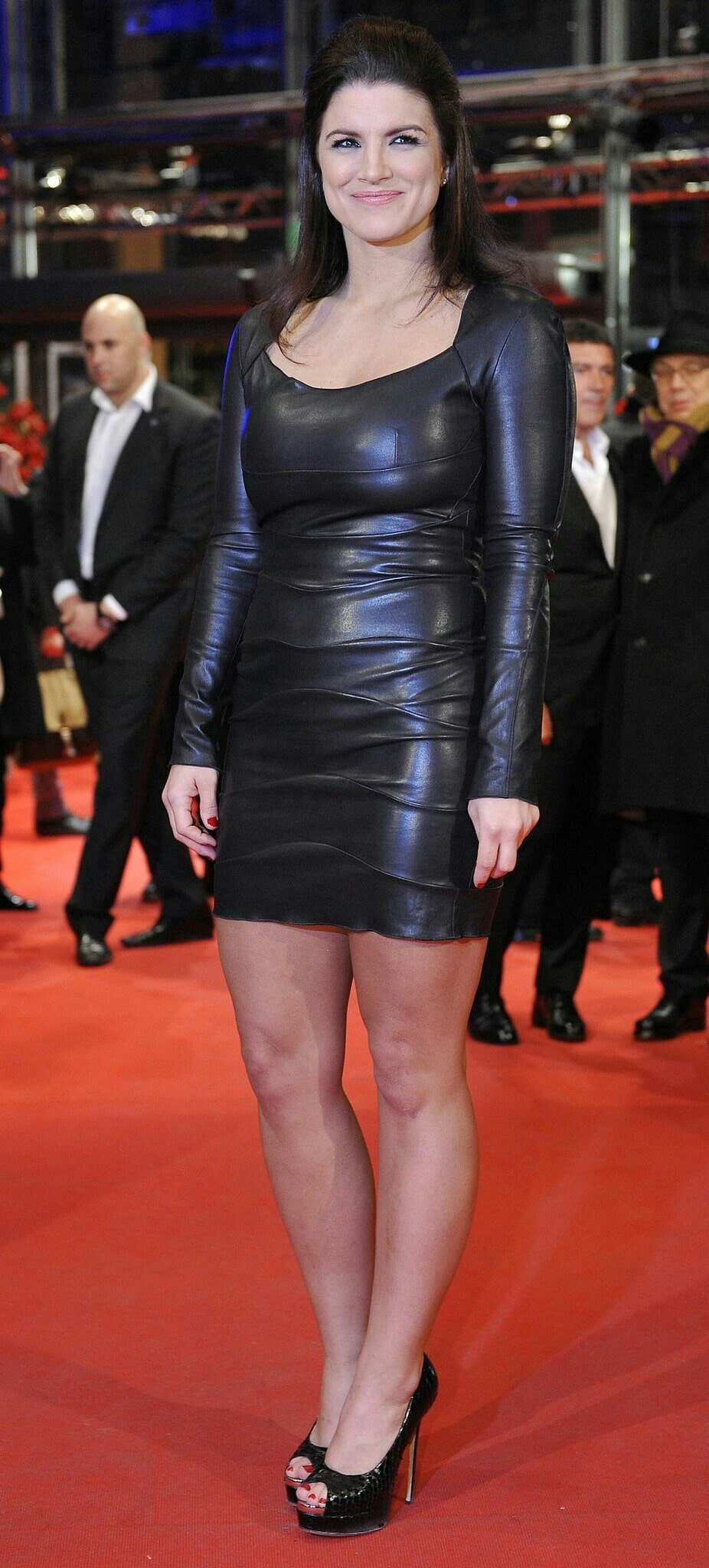 49 Sexy Gina Carano Feet Pictures Are Really Mesmerising