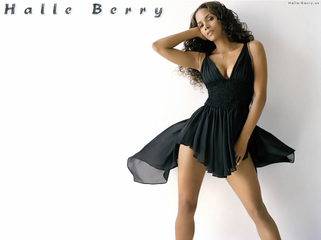 Halle-Berry-Wallpapern