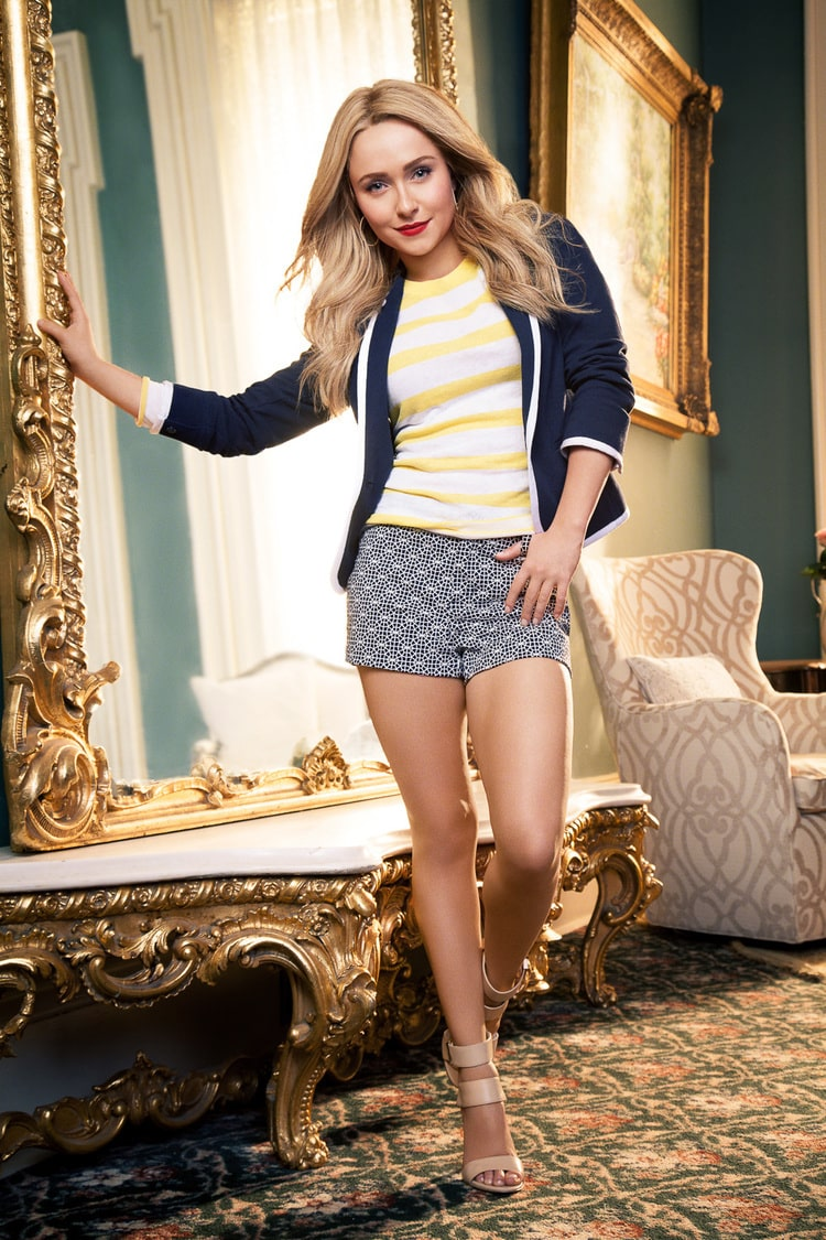 Hayden-Panettiere-leg awesome photos